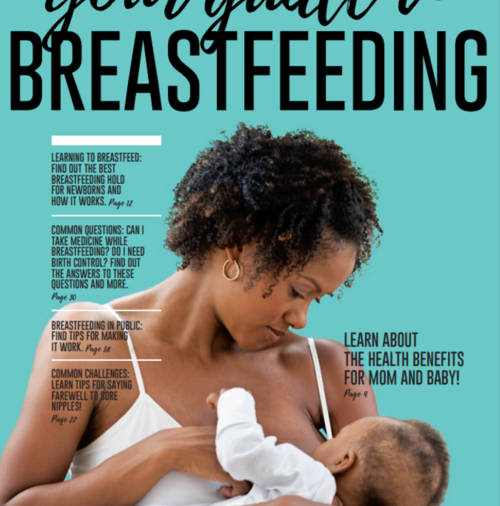Your Guide to Breastfeeding from the Office on Women's Health